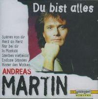 Cover Andreas Martin - Du bist alles [1996]